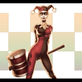 Harley Quinn Wallpaper Photoshop