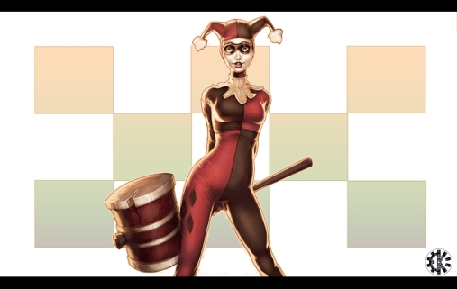 Harley Quinn Wallpaper Photoshop