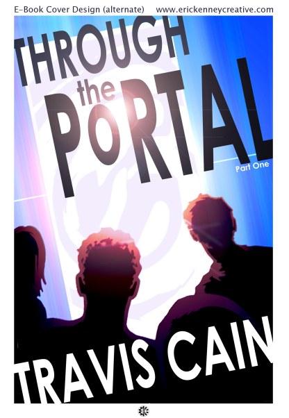 Commissioned E-Book Cover (alternate)