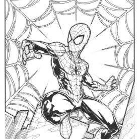 Spider-Man Print Inks