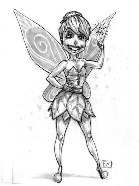 Tinker Bell Commission