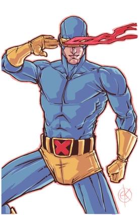 X-menCyclops